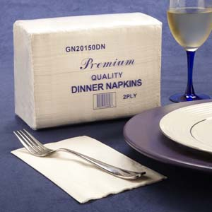 2-ply premium dinner napkins
