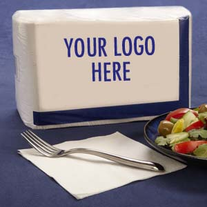 private label lunch napkins