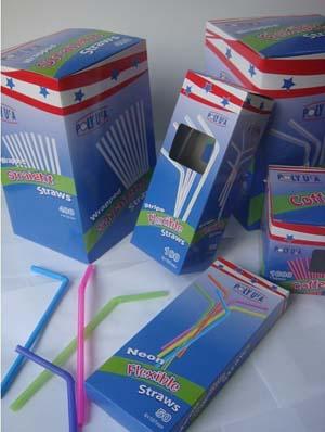 Boxed Straws