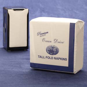 Tall Fold Napkins